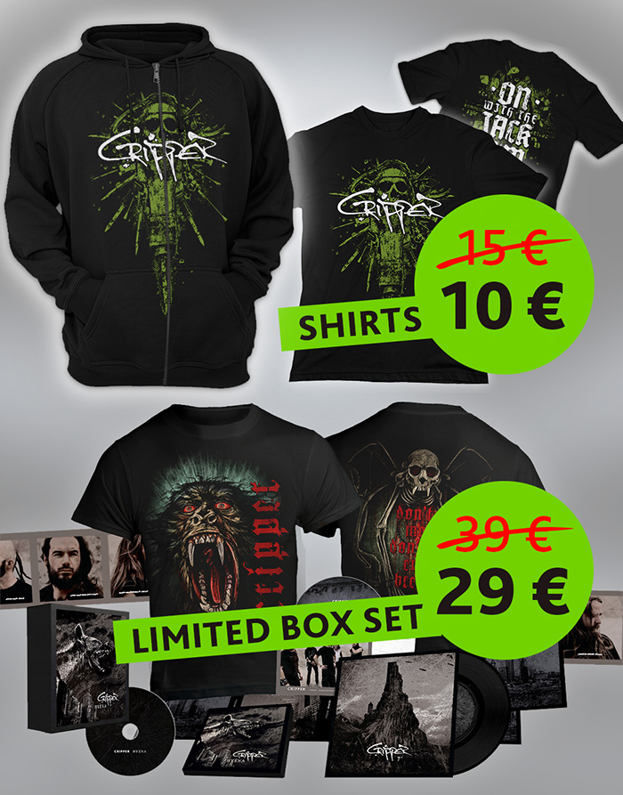 cripper merch sale2015