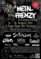 Metal Frenzy Open Air